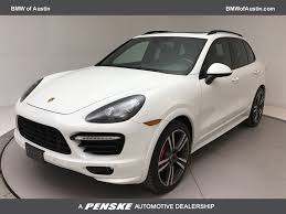 Porsche Cayenne 1st Generation - 2014 used porsche cayenne awd 4dr gts at bmw of austin serving