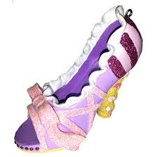 your wdw store disney shoe ornament princess rapunzel