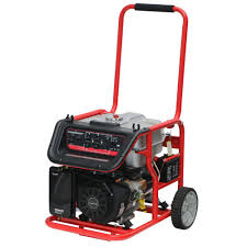 sportsman 7 500 watt dual fuel powered portable generator with