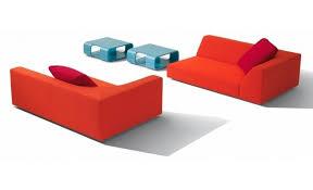Adrian Sofa Modular Sofa Contemporary Fabric Contract Playstation By