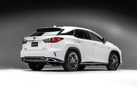 lexus 7 passenger suv price 2016 lexus rx preview j d power cars