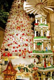 German Christmas Window Decorations by
