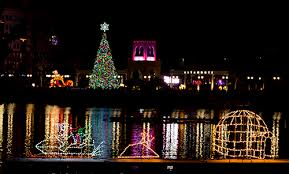 celebration fl christmas lights 58 free and festive holiday events in orlando for 2017