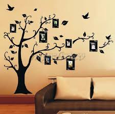 vinyl wall decal family tree color the walls of your house vinyl wall decal family tree home family decor photo black tree removable decal wall sticker