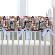 Coastal Themed Bedding Coastal Crib Bedding Madras Plaid Beach Themed Bedding