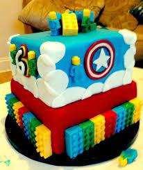 lego avengers cake ideas 58724 legos cake ideas super hero