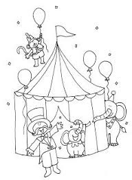 circus printables circus u0026 clowns color page coloring pages