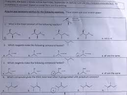 chemistry archive september 28 2017 chegg com