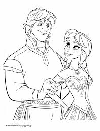 anna kristoff coloring pages coloring
