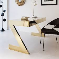 unique desks black and gold luxury modern office find more luxury unique