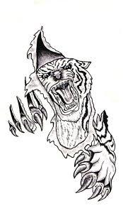 tiger tear by ppunker on deviantart