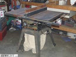 10 Craftsman Table Saw Armslist For Sale Vintage 10