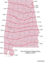 Alabama Maps Alabama Maps Climate
