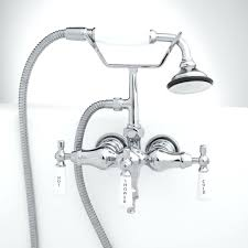 bathtub faucet with shower attachment bathtubs bathtub faucet with shower head diverter tub spout with