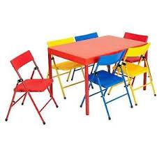 Kids Outdoor Picnic Table Kids Folding Table Ebay