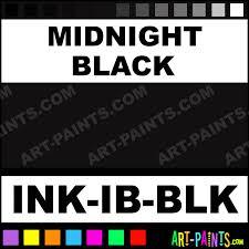 midnight black ink tattoo ink paints ink ib blk midnight black