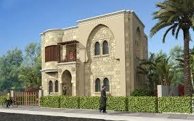 entry 18 by mustafamahmoud for villa exterior design 3d
