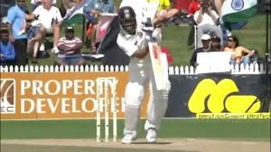 sachin tendulkar 160 runs vs nz at hamilton 2009 sachin batting