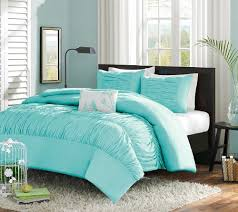 Teen Comforter Set Full Queen by Turquoise Blue Aqua Girls Twin Comforter Set 3 Piece Bed In A