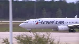 American Airlines Flight Entertainment by Chicago Bound American Airlines Flight Diverted After Soda Spill