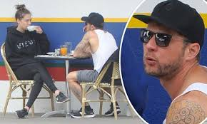 ryan phillippe lunches with female friend in beverly hills