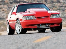 1993 mustang lx 1993 ford mustang lx desert fox 840hp fox rod photo image