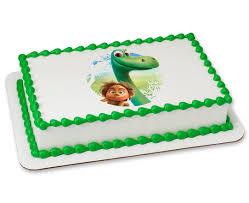 The Good Dinosaur Spot U0026 Arlo Photocake Cake Design Cakes Com