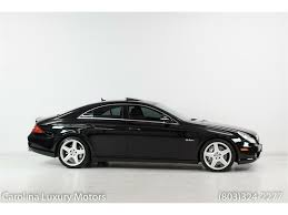 mercedes cls63 amg price 2007 mercedes cls63 amg for sale in rock hill