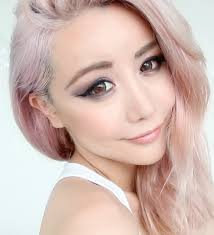 blog tutorial makeup korea try top beauty blogger misswen s guide to korean eyebrows her world