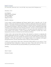 cover letter cover business letter cover letter business analyst