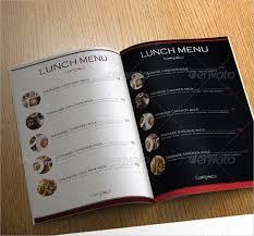 sample menu template 29 download in pdf psd wor