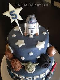 Custom Cakes By Julie Star Wars Cake