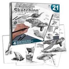 sketching made easy art activity sets royal u0026 langnickel art