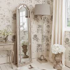 Shabby Chic Bedroom Furniture Shabby Chic Floor Mirror 54 Cool Ideas For Interesting Vintage