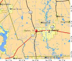 dayton map dayton tx 77535 profile population maps estate