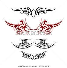 wings designs stock vector 203529574