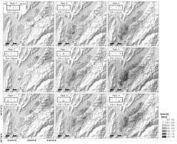 Newport Inglewood Fault Map Near Fault Earthquake Ground Motion Simulation In The Grenoble
