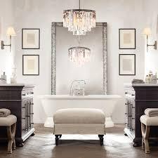 Bathroom Chandeliers Ideas Elegance And Bathroom Chandeliers Ideas Top Bathroom