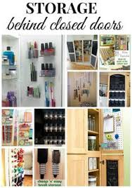Bathroom Closet Storage by 17 Awesome Bedroom Organization Ideas You Can Do Before Holidays