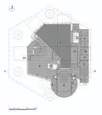 hexagon house plans centre pompidou metz shigeru ban architects archdaily