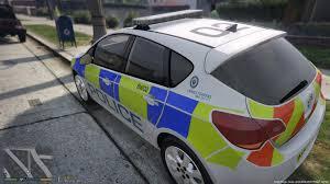west midlands police vauxhall astra fictional gta5 mods com