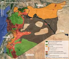 Map Of Syria And Russia Nawar Sh Oliver On Twitter