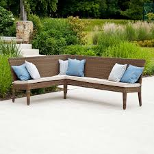 corner outdoor bench ovupn cnxconsortium org outdoor furniture