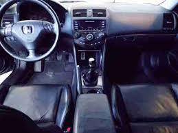 2005 honda accord coupe manual purchase used 2005 honda accord ex coupe 2 door v6 manual black