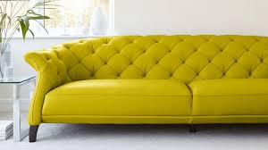 Leather Modern Sofa by Amusing Yellow Statement Sofa Brown Leather Modern Sofa With