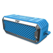 Rugged Outdoor by New Rugged Outdoor Water Resistant Bluetooth Speaker Subwoofer