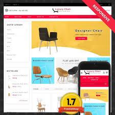 luxury chair store prestashop addons