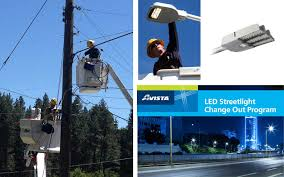 who to call when street lights are out avista is upgrading street lighting within the city of spokane