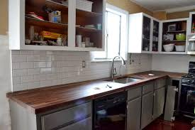 how to backsplash kitchen how to add a tile backsplash in the kitchen the duckling house