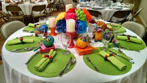 fiesta table decorations fiesta decoration to arrange a great